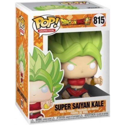 Figurine Pop 815 Super Saiyan Kale (Dragon Ball Super)