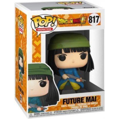 Figurine Pop 817 Future Mai (Dragon Ball Super)