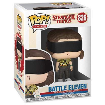 Figurine Funko Pop 826 Battle Eleven (Stranger Things)