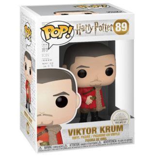 Figurine Funko Pop 89 Viktor Krum (Harry Potter)
