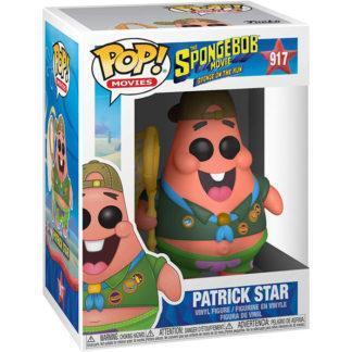 Figurine Funko Pop 917 Patrick Star (Bob L'Éponge)