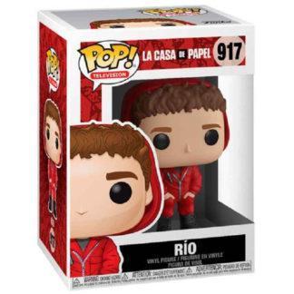 Figurine Funko Pop 917 Rio (La Casa de Papel)