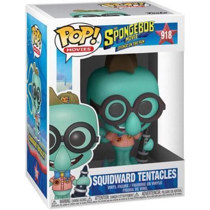 Figurine Funko Pop 918 Squidward Tentacles (Bob L'Éponge)