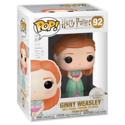Figurine Funko Pop 92 Ginny Weasley (Harry Potter)