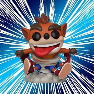 Figurines Pop Crash Bandicoot