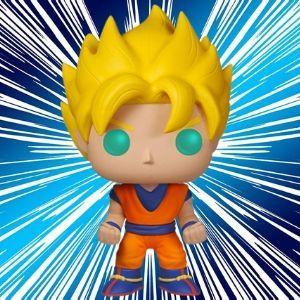 Figurines Pop Dragon Ball