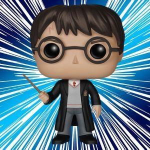 Figurines Pop Harry Potter