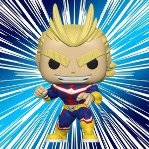 Figurines Pop My Hero Academia