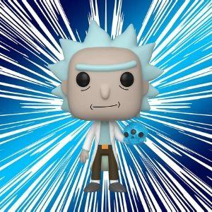 Figurines Pop Rick and Morty