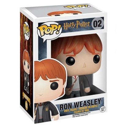 Figurine Funko Pop 02 Ron Weasley (Harry Potter)