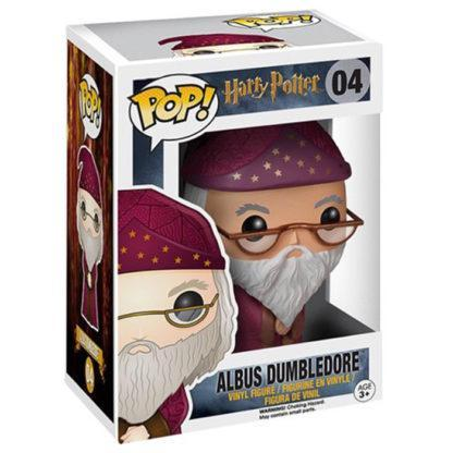 Figurine Funko Pop 04 Albus Dumbledore (Harry Potter)