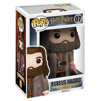 Figurine Funko Pop 07 Rubeus Hagrid Supersized (Harry Potter)
