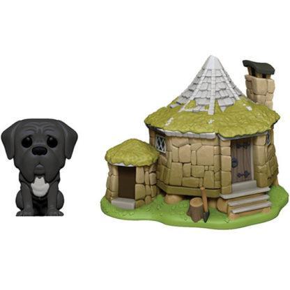 Figurine Funko Pop 08 Hagrid's Hut & Fang (Harry Potter)