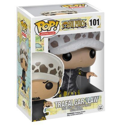 Figurine Funko Pop 101 Trafalgar Law (One Piece)
