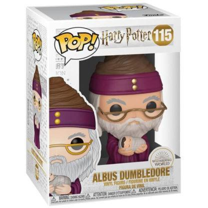 Figurine Funko Pop 115 Albus Dumbledore (Harry Potter)