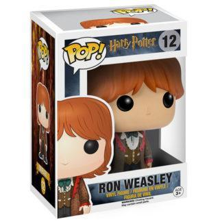 Figurine Funko Pop 12 Ron Weasley (Harry Potter)