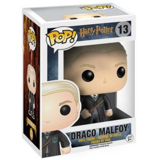 Figurine Funko Pop 13 Draco Malfoy (Harry Potter)