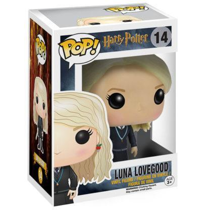 Figurine Funko Pop 14 Luna Lovegood (Harry Potter)