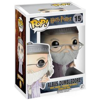 Figurine Funko Pop 15 Albus Dumbledore (Harry Potter)