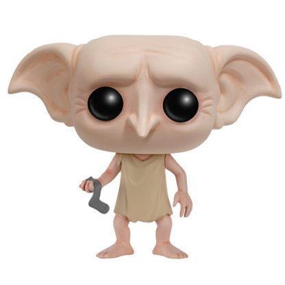 Figurine Funko Pop 17 Dobby (Harry Potter)