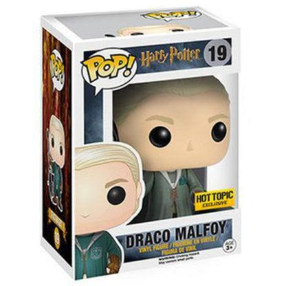 Figurine Funko Pop 19 Draco Malfoy (Harry Potter)