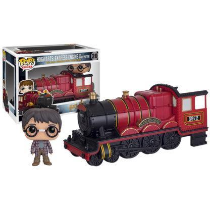 Figurine Funko Pop 20 Hogwarts Express Engine with Harry Potter (Harry Potter)