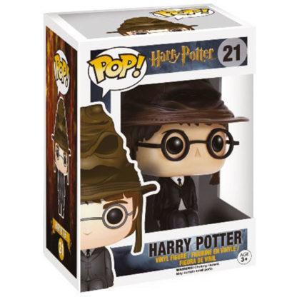 Figurine Funko Pop 21 Harry Potter (Harry Potter)