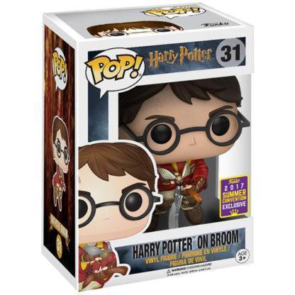 Figurine Funko Pop 31 Harry Potter on Broom (Harry Potter)