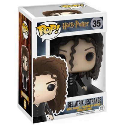Figurine Funko Pop 35 Bellatrix Lestrange (Harry Potter)