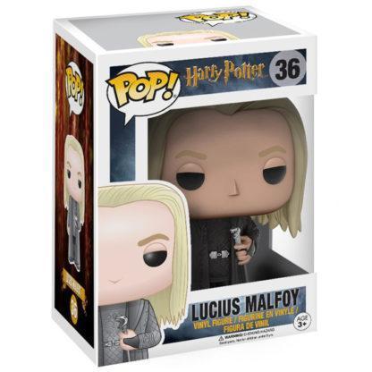 Figurine Funko Pop 36 Lucius Malfoy (Harry Potter)