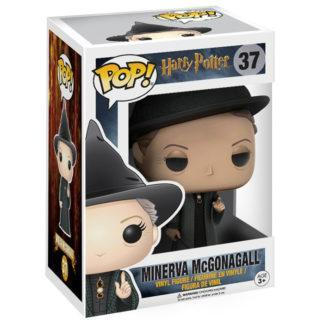 Figurine Funko Pop 37 Minerva McGonagall (Harry Potter)