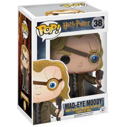 Figurine Funko Pop 38 Mad-Eye Moody (Harry Potter)