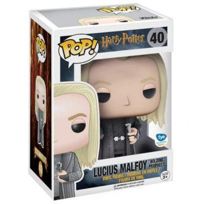 Figurine Funko Pop 40 Lucius Malfoy Holding Prophecy (Harry Potter)