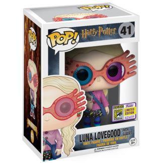 Figurine Funko Pop 41 Luna Lovegood with Glasses (Harry Potter)