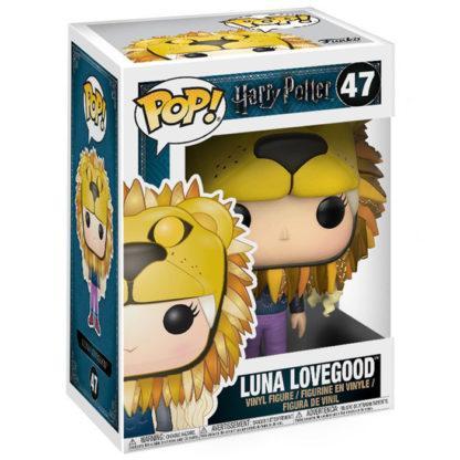 Figurine Funko Pop 47 Luna Lovegood (Harry Potter)