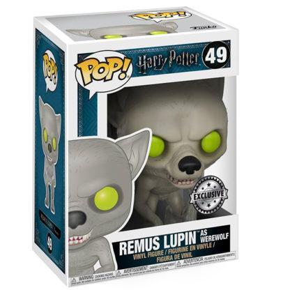 Figurine Funko Pop 49 Remus Lupin as Werewolf (Harry Potter)