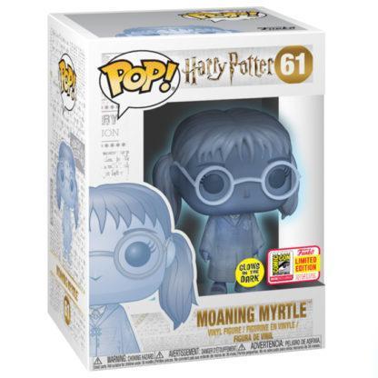 Figurine Funko Pop 61 Moaning Myrtle Glows in the Dark (Harry Potter)