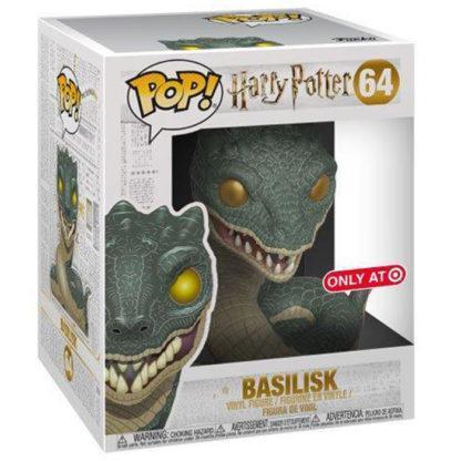Figurine Funko Pop 64 Basilisk Supersized (Harry Potter)