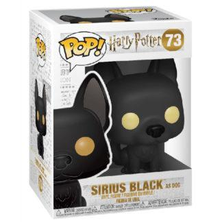Figurine Funko Pop 73 Sirius Black as Dog (Harry Potter)