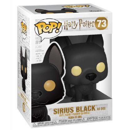 Figurine Funko Pop 73 Sirius Black as Dog (Harry Potter)
