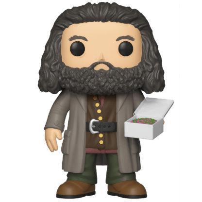 Figurine Funko Pop 78 Rubeus Hagrid Supersized (Harry Potter)