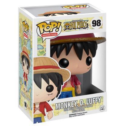Figurine Funko Pop 98 Monkey D. Luffy (One Piece)