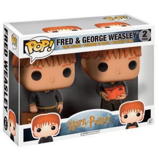 Figurines Funko Pop Fred & George Weasley (Harry Potter)