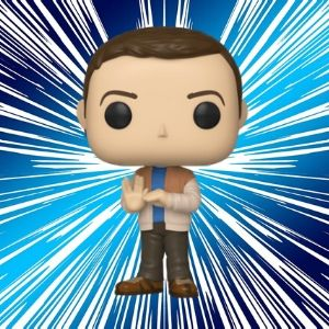 Figurines Pop The Big Bang Theory