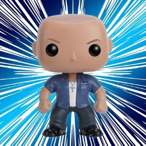 Figurines Pop Fast & Furious