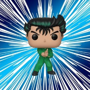 Figurines Pop Ghost Files Yu Yu Hakusho