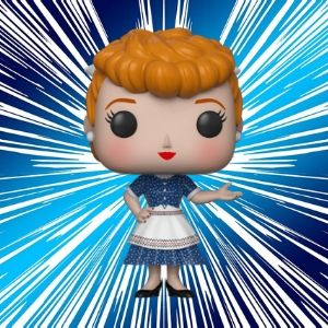 Figurines Pop I Love Lucy