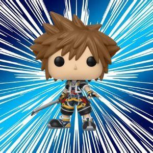 Figurines Pop Kingdom Hearts