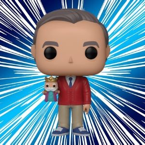 Figurines Pop L'Extraordinaire Mr. Rogers