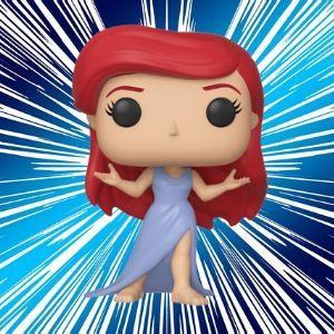 Figurines Pop La Petite Sirène Disney